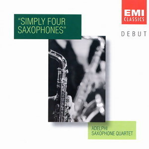 Adelphi Saxophone Quartet