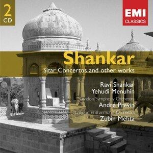 Ravi Shankar/Yehudi Menuhin 歌手頭像