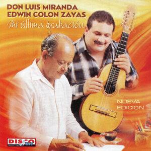 Luis Miranda 歌手頭像