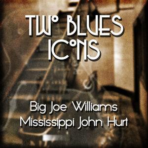 Big Joe Williams|Mississippi John Hurt 歌手頭像