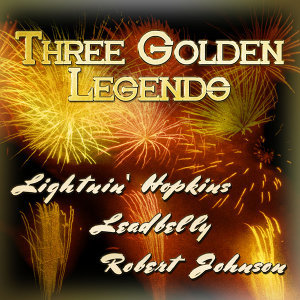 Lightnin' Hopkins|Leadbelly|Robert Johnson 歌手頭像