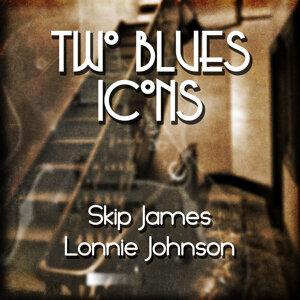 Skip James|Lonnie Johnson 歌手頭像