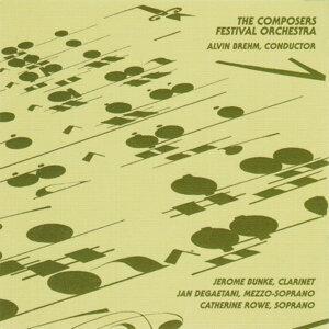 The Composers Festival Orchestra, Alvin Brehm, Conductor 歌手頭像