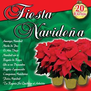 Fiesta Navideña 20 Exitos 歌手頭像