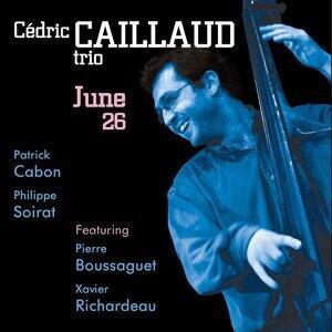 Cedric Caillaud 歌手頭像