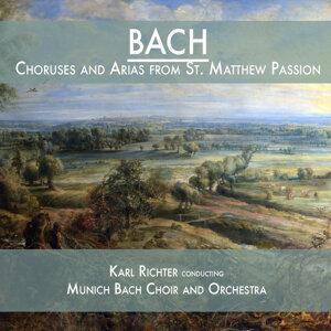 Karl Richter & Munich Bach Choir and Orchestra 歌手頭像