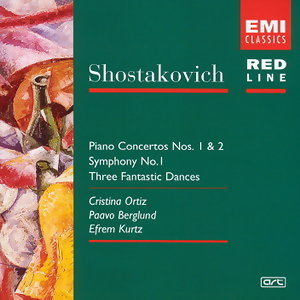 Paavo Berglund/Bournemouth Symphony Orchestra/Efrem Kurtz/Philharmonia Orchestra/Cristina Ortiz 歌手頭像