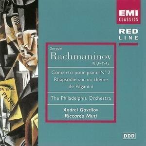 Andrei Gavrilov/Philadelphia Orchestra/Riccardo Muti 歌手頭像