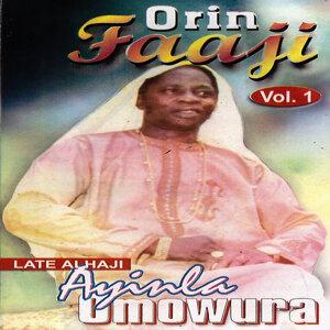 Late Alhaji Ayinla Omowura 歌手頭像