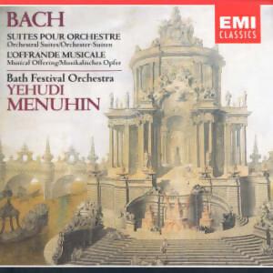 Yehudi Menuhin/Bath Festival Orchestra 歌手頭像