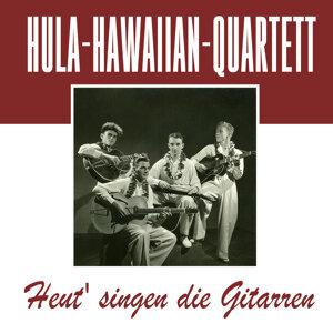 Hula-Hawaiian-Quartett