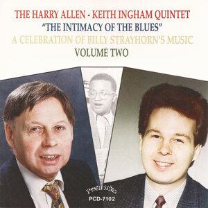The Keith Ingham - Harry Allen Quintet 歌手頭像