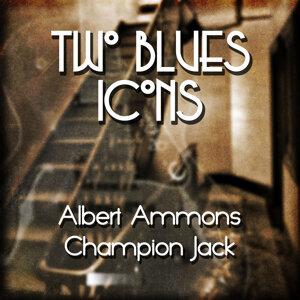 Albert Ammons|Champion Jack Dupree 歌手頭像