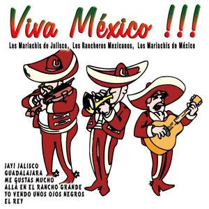 Los Mariachis de Jalisco Los Rancheros Mexicanos Los Mariachis de México 歌手頭像