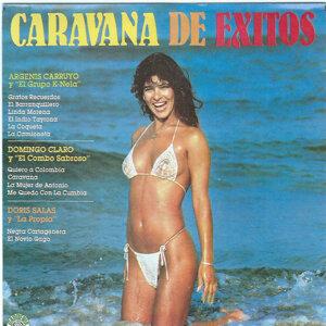 Argenis Carruyo Y El Grupo Canela, Domingo Claro Y El Combo Sabroso y Doris Salas Y La Propia 歌手頭像
