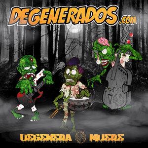 Degenerados.com 歌手頭像
