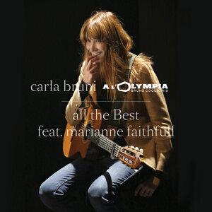 Carla Bruni,Marianne Faithfull 歌手頭像