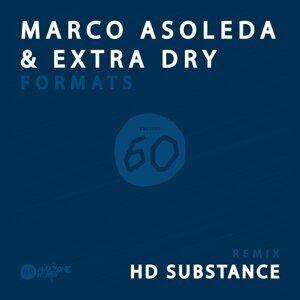 Marco Asoleda, Extra Dry 歌手頭像