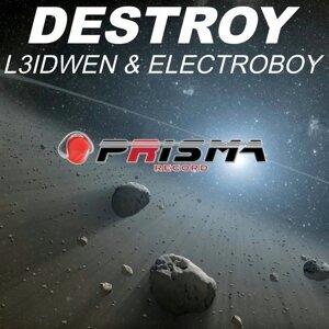 L3idwen, Electroboy 歌手頭像