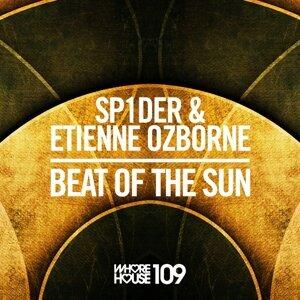 SP1DER, Etienne Ozborne 歌手頭像