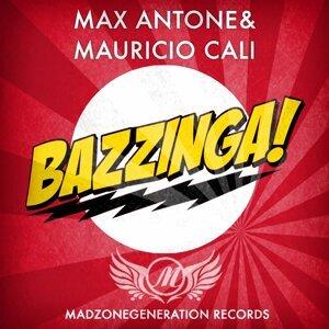 Max Antone, Mauricio Cali 歌手頭像