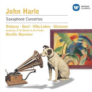 John Harle/Academy Of St Martin-In-The-Fields/Sir Neville Marriner