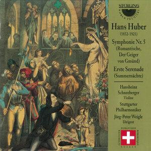 Hansheinz Schneeberger 歌手頭像