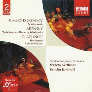 London Symphony Orchestra/Yevgeny Svetlanov/Sir John Barbirolli/Philharmonia Orchestra 歌手頭像