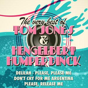 Tom Jones|Engelbert Humperdinck 歌手頭像
