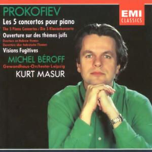Michel Beroff/Leipzig Gewandhaus Orchestra/Kurt Masur/Michel Portal/Parrenin Quartet 歌手頭像