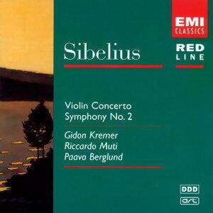 Gidon Kremer/Philharmonia Orchestra/Riccardo Muti/Paavo Berglund/Bournemouth Symphony Orchestra 歌手頭像