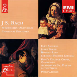 Elly Ameling/Dame Janet Baker/Robert Tear/Dietrich Fischer-Dieskau/Choir Of King's College, Cambridge/Academy Of St Martin-In-The-Fields/Sir Philip Ledger 歌手頭像