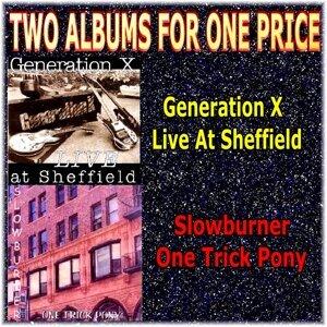 Generaton X, Slowburner 歌手頭像