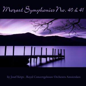 Royal Concertgebouw Orchestra Amsterdam, Josef Krips 歌手頭像