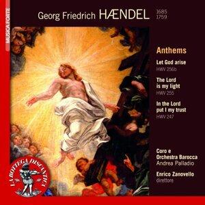 Coro Barocca Andrea Palladio, Francesca Salvatorelli, Enrico Zanovello 歌手頭像