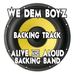 Alive And Aloud Backing Band 歌手頭像