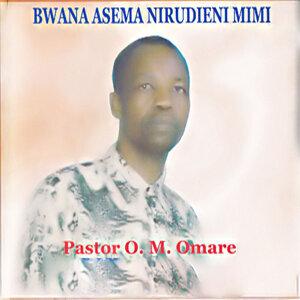 Pastor O.M. Omare 歌手頭像