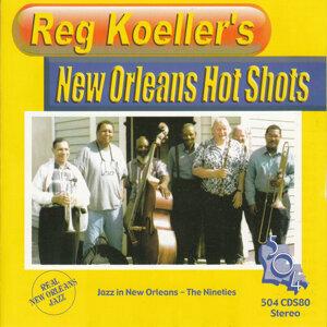 Reg Koeller's New Orleans Hot Shots 歌手頭像