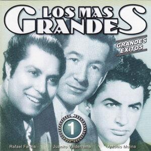 Rafael Farina, Juanito Valderrama, Antonio Molina 歌手頭像