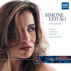 Simone Leitão 歌手頭像
