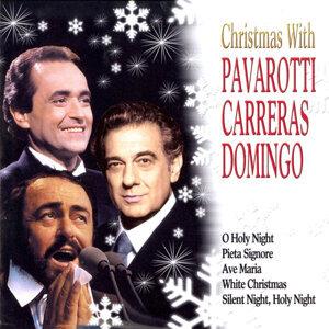 Pavarotti Carreras Domingo 歌手頭像