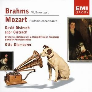 David Oistrakh/Orchestre National De La Radiodiffusion Francaise/Otto Klemperer/Igor Oistrakh/Berliner Philharmoniker 歌手頭像