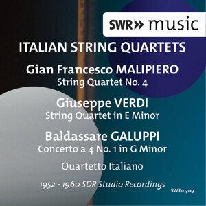 Quartetto Italiano 歌手頭像