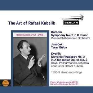 Rafael Kubelík 歌手頭像