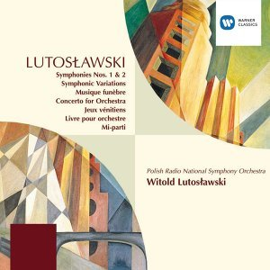 Witold Lutoslawski/Polish Radio National Symphony Orchestra 歌手頭像