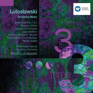 Witold Lutoslawski/Polish Radio National Symphony Orchestra