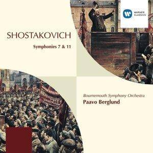 Paavo Berglund/Bournemouth Symphony Orchestra 歌手頭像
