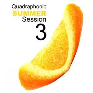 Quadraphonic Summer Session アーティスト写真