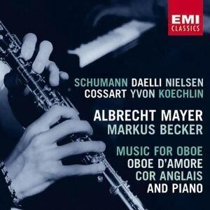 Albrecht Mayer/Markus Becker 歌手頭像