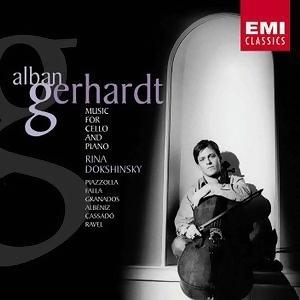 Alban Gerhardt/Rina Dokshinsky 歌手頭像